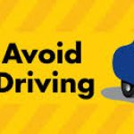 avoid drowsy driving image